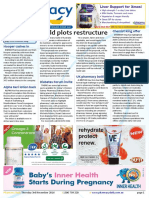 Pharmacy Daily for Thu 03 Nov 2016 - Guild plots restructure, New Corum suite on track, Priceline 100% Woman promo, Travel Specials and much more