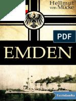 Emden - Hellmuth Von Mucke