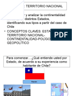 Clase 2 Regiones de Chile Sint