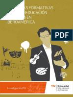 Demandas Formativas Sobre La Educacion Artistica en Iberoamerica