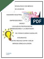 EMPRENDEDORESI_UNIDAD1
