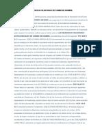 Completo Sacrab Diligencias Voluntarias de Cambio-De Nombre Docx