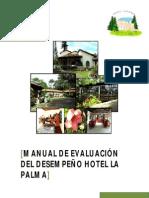 Manual de Evaluación del Desempeño Hotel La Palma