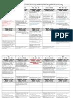 Raspored Predavanja Gostujućih Profesora Za Zimski Semestar 2016-2017