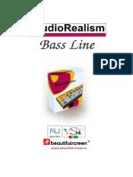Bass Line Manual