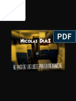 Al Paso de Las Luces Por La Medianoche - Nicolas Diaz