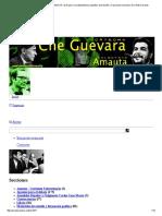 Cátedra Che Guevara - Colectivo AMAUTA » 9 de Julio y La Independencia Argentina_ San Martín y El Proyecto Inconcluso de La Patria Grande