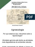 Agroecologia e Agroflorestas - Aula 07-05