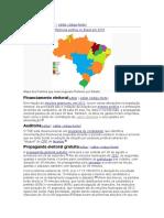 Eleições Municipais No Brasil Em 2016