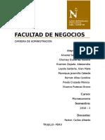 Microecnomioa - Avance Elasticidad Del Ingreso