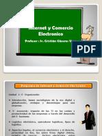 Internet y Comercio Electrónico