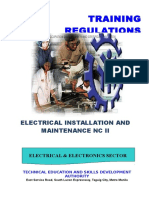 TR-Electrical Installation and Maintenance NC II