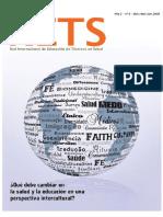 RETS red internacional de tecnicos en salud