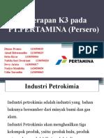 Smk 3 Pertamina Indonesia
