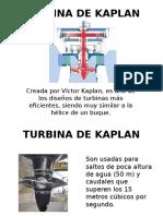 Turbina de Kaplan