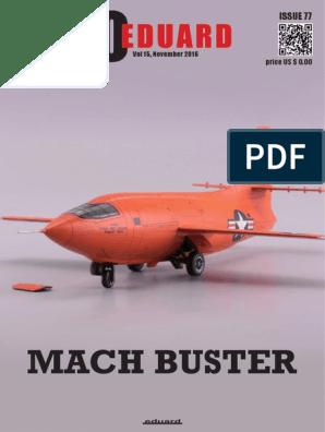 Eduard Accessories 648280 resin kits aviation agm-114 Hellfire