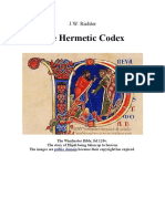 The Hermetic Codex