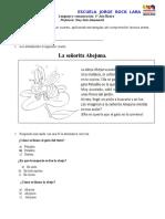 Guía Clase  Lenguaje y Comunicación