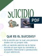 Tema Suicidio