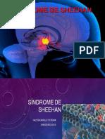 4. Sindrome de Sheehan