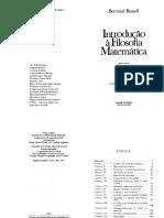RUSSELL, Bertrand. Introdução à Filosofia Matemática.pdf
