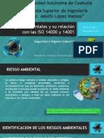 Riesgos Ambientales y Su Relación Con Las ISO