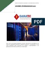 Gamatec S.A.C. - Implementan de Arquitectura Empresarial