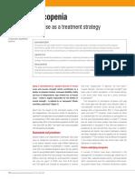 2006 Sarcopenia Exercise as Treatment Strategy