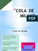 Cola de Milano