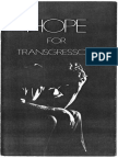 Hope for Transgressors
