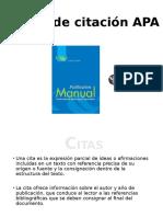 citasprimera ponencia