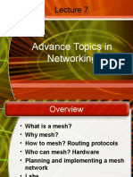 Notes_7 Topics in Networking