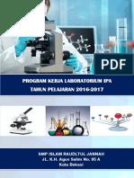 contoh cover program laboratorium