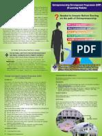 Niesbud Edp CD Brochure
