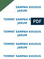 Jarum