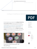 Configurar WordPress en Servidor Remoto _ Gian Oliveira