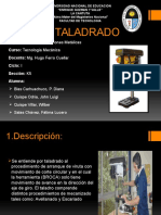 TALADRADO