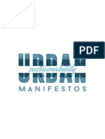 Sustainability in Urban Manifestos (selected works)
