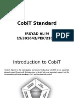 CobiT Standard (Ch.5)