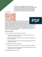 Testicular Seminoma