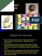 PPT Presentasi Yg Baik