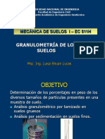Granulometria LSL 2016