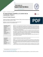 El Reduccionismo Científico y El Control de Las Conciencias_II.