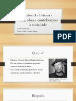 Gestão Ambiental - Eduardo Galeano