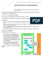 All About IDOCDefinition Architecture Implementation