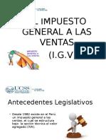 EL IMPUESTO GENERAL A LAS VENTAS.pptx