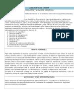 Ficha Técnica Huatulco Oferta y Observaciones
