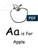 Aa is for Apple.docx