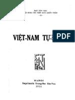 (1931) Việt Nam Tự Điển - Hội Khai Trí Tiến Đức