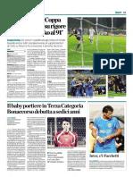 La Provincia Di Como 03-11-2016 - Calcio Lega Pro